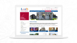 Louth Tourism website